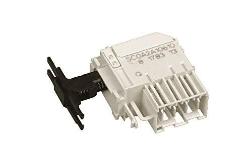 Tastenschalter Schalter EIN / AUS Spülmaschine Bauknecht 481227618544