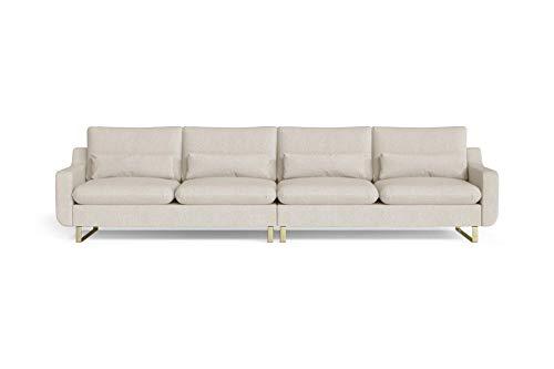Canapé 6 places Design Confort