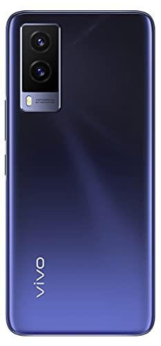 Vivo V21e 5G (Dark Pearl, 8GB RAM, 128GB Storage) with No Cost EMI/Additional Exchange Offers