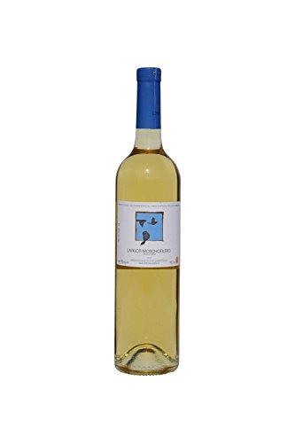 Moschofilero trockener Weißwein 750ml Lafkioti aus Griechenland Peloponnese griechischer Weiß Wein trocken - ein frischer fruchtiger Sommerwein zur leichten Küche