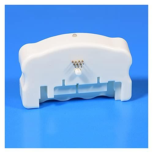 PIAO piaopiao T6710 T6711 Tinta de residuos Mantenimiento Tanque de Mantenimiento Chip Restter Fit para Epson WF-7710 7715 7210 7110 7610 7620