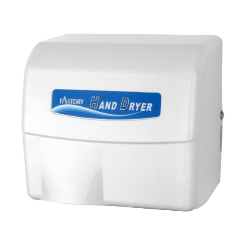 - Touchless Aluminum Hand Dryer