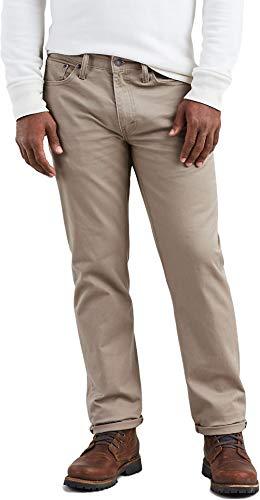 Levi's 541 Herren Jeans mit gerader Passform - Braun - 35W / 34L