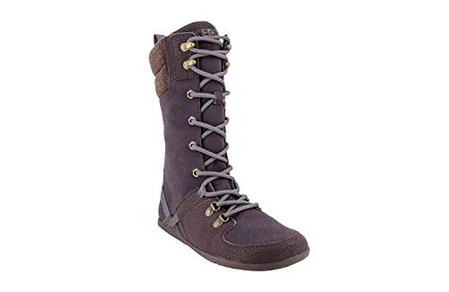 Xero Shoes Mika - Women's Lightweight Minimalist Barefoot-Style Water-Resistant Cold-Weather Boot