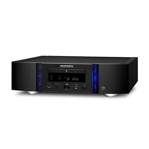 Marantz sa-14s1Tragbarer CD Player schwarz–-Laufwerke CD (110dB, 0,0015%, 100dB, AAC, mp3, WMA, 2–20.000Hz, Audio-CD)