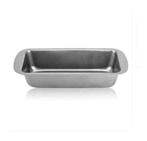 Bbread Loaf Pan Loaf Pan with Teflon Non Stick Cookware-Gray 29.5x13x5.7cm