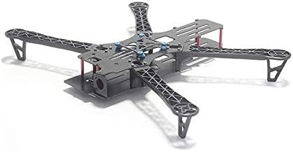Kamas 1 Set X500 500 500mm PCB/Carbon Fiber Quadcopter Frame kit for TBS Team Blacksheep Discovery FPV Drone Quadcopter - (Color: X500 Glass Fiber)