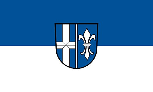 Unbekannt magFlags Tisch-Fahne/Tisch-Flagge: Philippsburg 15x25cm inkl. Tisch-Ständer