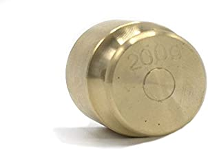 200g Balance Weight Spare - Brass - Eisco Labs