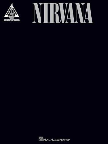 Nirvana (Originaltranskriptionen): Songbook für Gitarre: Guitar Recorded Version