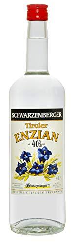 Edelbrennerei Schwarzenberger - Enzian Schnaps (1 x 1l)
