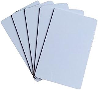 YARONGTECH MIFARE Ultralight® NXP sans Contact Carte en Plastique Vierge (Pack de 10)