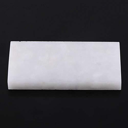 Whetstone Aiguisoir pierre à huile pour couteaux Grain Outil de cuisine extérieur 80/500/800/3000/10000 Grit(10000##blanc)