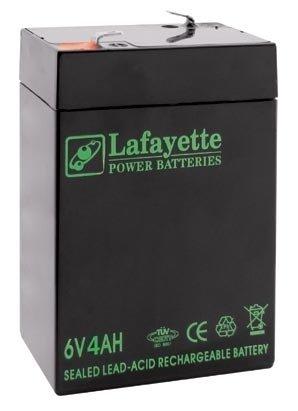 BATTERIA 6V 4AH 02090054 La Fayette