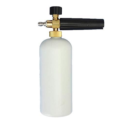 joyMerit Junta de Spray de Lavado de Coches de Lanza de Pulverización de Lavadora Ajustable