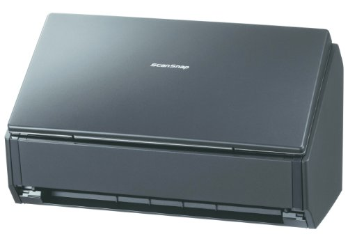 Fantastic Deal! Fujitsu iX500 Deluxe Scanner. Including Windows Rack2-Filer Software, A4, Duplex, Co...