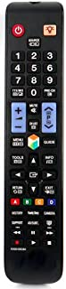 121AV - Mando a Distancia de Repuesto para Samsung UE40ES8000UXXU UE46ES7000U UE46ES7000UXXU UE46ES8000 UE46ES8000U Smart LED Televisores