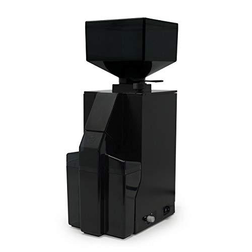 Eureka Mignon Crono Coffee Grinder (Black Smoke)