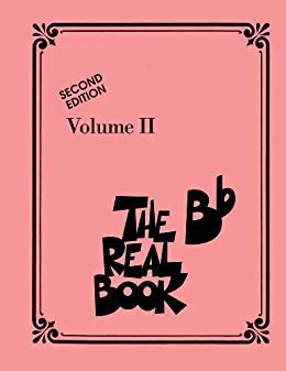 The Real Book - Volume II (für B-Instrumente) Realbook Bb Instruments - ISBN 9780634060779