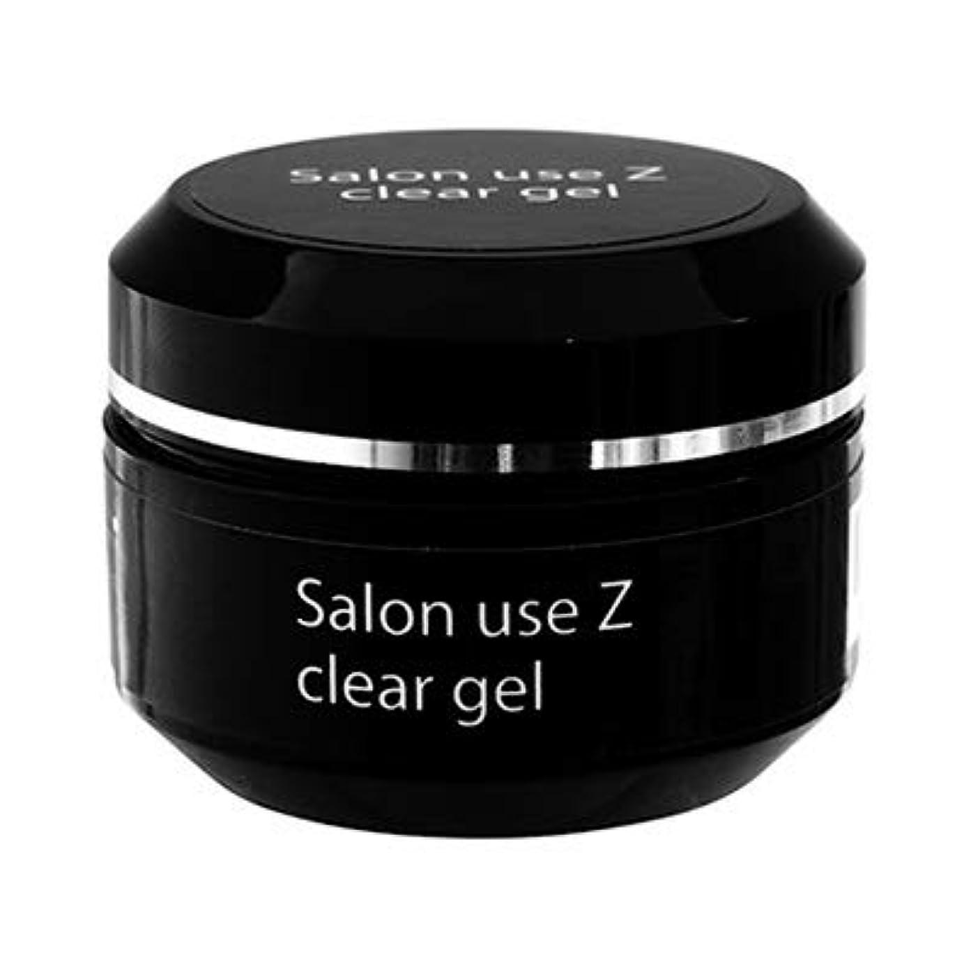 平均影響力のある平均Salon use Z クリアジェル 15g