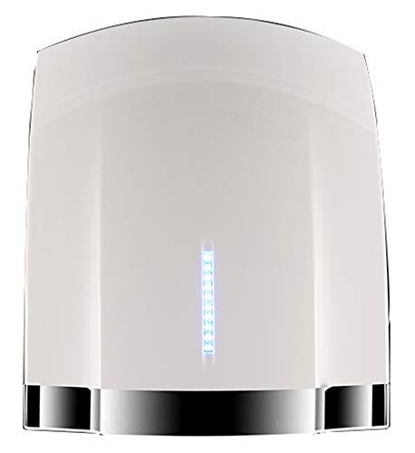 KONGZI 600W automatische Sensor-elektrische Handtrockner-an der Wand befestigte trocknende Maschine mit schneller Warmer Luft für Handelshausgebrauchs-Weiß