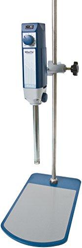 Witeg Homogenisator HG-15A-Set-B analog bis 27.000U/min, mit Dispergierwerkzeug 1025 für 50-2500ml und Stativ, für Flüssigkeits- und Gewebeproben