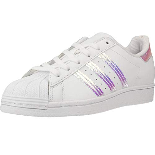 adidas Unisex-Child FV3139_38 Sneakers, White, EU