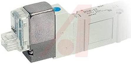 SMC Corporation SY7140R-5DZ-02 SY7000 Rc 1/4 5/2 Sol/Pilot Base Pneumatic Sol/Pilot-Operated Control Valve