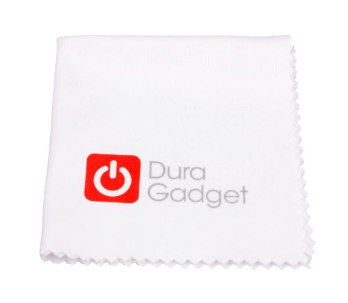 Save %25 Now! DURAGADGET White Device Cleaning Cloth - Compatible with The GoStreamer G8 Quad Core 4...