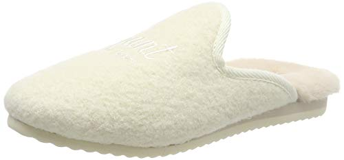 GANT Footwear Damen Lazy Pantoffeln, Beige (Cream G21), 38 EU