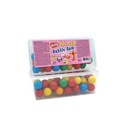 Premium Bubble Gum Kaugummi Bälle | 200 Gramm Frischeverpackung | Halal Süßigkeiten Geschenk | Sweets Candy | Kinder Gummibärchen | Fruchtgummi ohne Schweinegelatine von YUTTY
