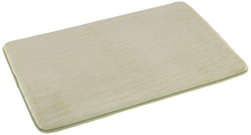 Amazon Basics Tapis de bain en mousse à mémoire de forme Sauge 46 x 71 cm