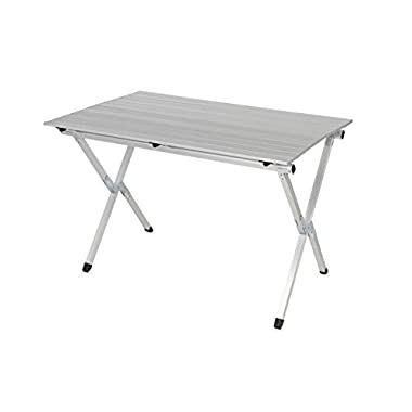 Camco 51892 Roll-Up Table Aluminum