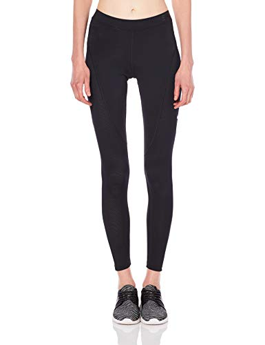 Nike Damen Pro Hypercool Tight, Black/Clear, S