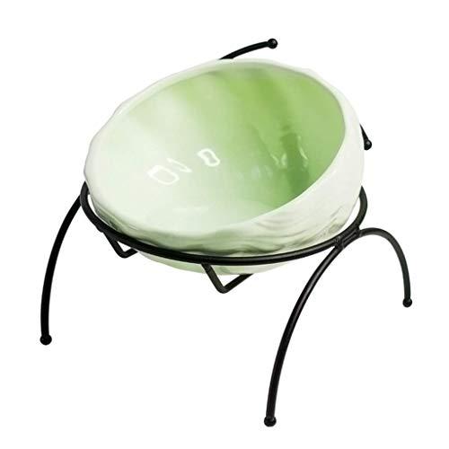ZLPER Pet Zone Designer Diner Adjustable Elevated Pet Feeder Raised Dog Bowls Dog Feeding Station Bowl Stand Bowls (Color : A)