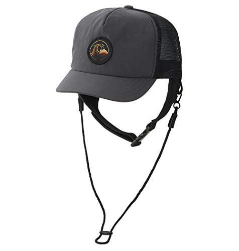 21 QUIKSILVER クイックシルバー サーフキャップ UV SURF CAP メッシュキャップ マリンキャップ 帽子 UVカ...