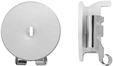 LOX - Mega-Grip Earring Backs Silver Tone - 2 Pair Pack