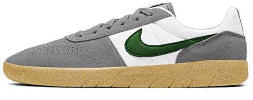 Nike Sb Team Ah3360-013 - Zapatillas clásicas para hombre, beige (Gris, verde bosque.), 46 EU