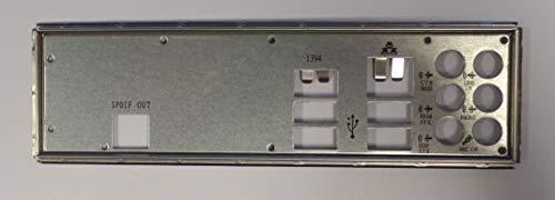 MEDION PC 7152 Pegatron - Blende - Slotblech - IO Shield