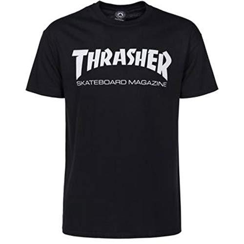 Thrasher T-shirts Child T Shirt - Black