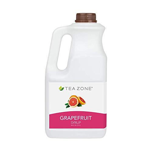 Tea Zone 64 fl.oz Grapefruit Syrup
