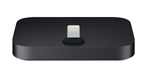 iPhone Lightning Dock – Schwarz