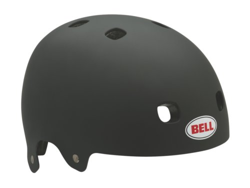 Bell Segment Multi-Sport Helmet (Matte Black, Medium)