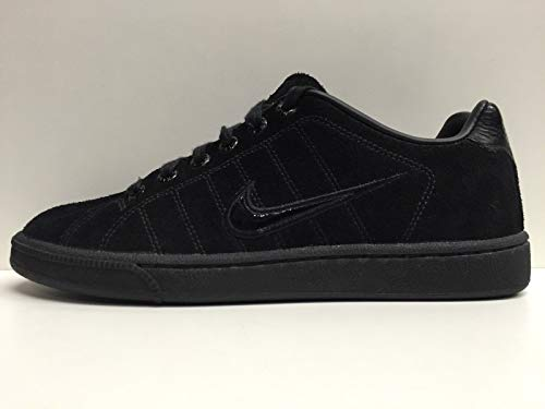 Nike Scarpe Sneakers Uomo Originale Court Tradition 304711 Pelle Leather Shoes