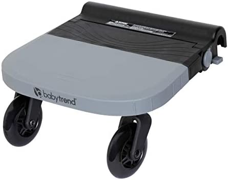 Baby Trend Smooth Wheel Ride On Stroller Board Compatible with Tango Stroller Expedition and product image