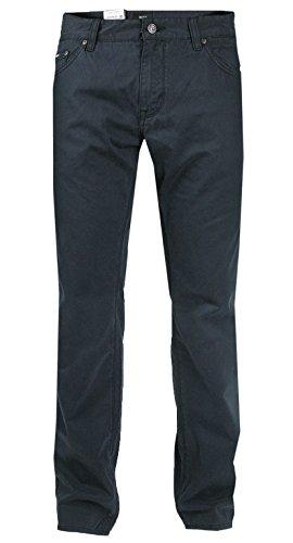 Hugo Boss Herren Hose | Wyoming (Regular Fit) dunkelblau 100% Cotton (W36/L34)