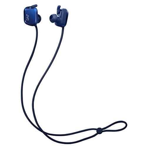 JVC HA-AE1W AE Sport Wireless Earbuds - in Ear Bluetooth Headphones