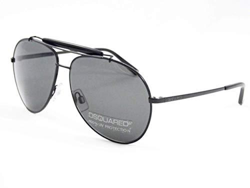 DSQUARED2 D Squared Gafas de Sol DQ011958 (58 mm) Negro
