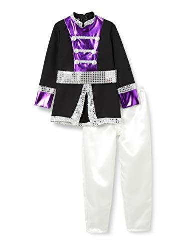 disfraz prime Disfraz espia Ruso, Multicolor, estandar (limitsport 8421796107827)
