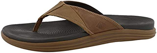 Sperry Regatta Thong , Brown, 10 M